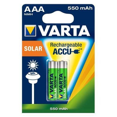 Varta akumulator 550mah, 2 sztuki, aaa darmowy odbiór w 21 miastach! (4008496808083)