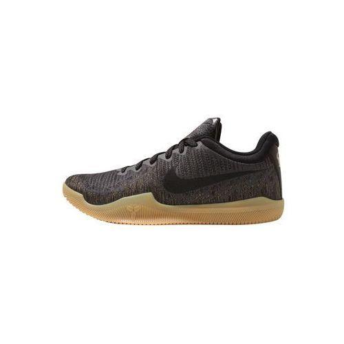 Nike Performance MAMBA RAGE Obuwie do koszykówki dark grey/black/sequoia/light brown (0887230473664)
