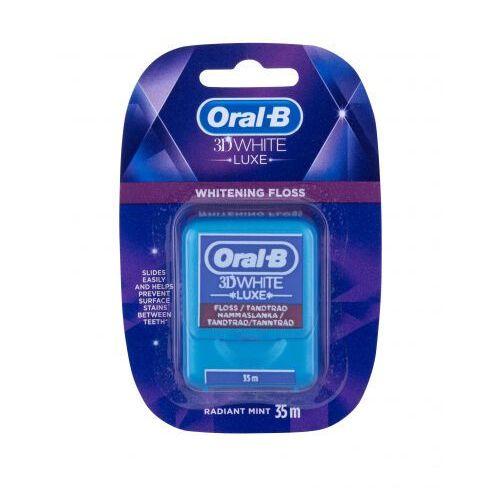 Oral-B 3D White Luxe nitka dentystyczna 1 szt unisex (4015600802769)