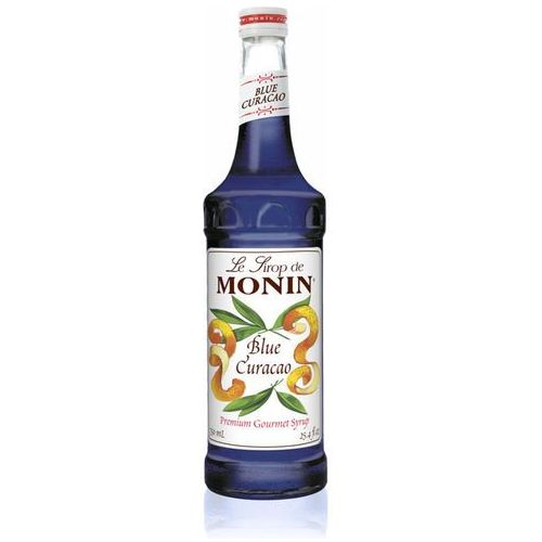 Syrop BLUE CURACAO MONIN 0,7 L
