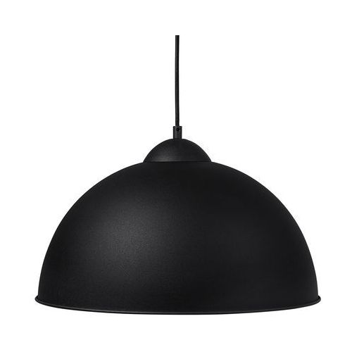 Lampa wisząca czarna CETINA, kolor Czarny,