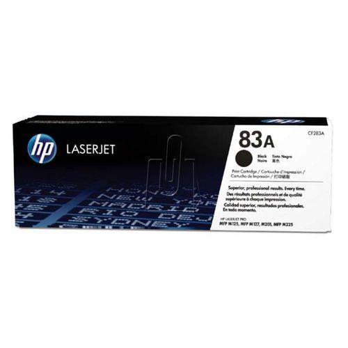 Hewlett-packard Hp oryginalny toner cf283a, black, 1500s, 83a, hp lj pro m201dw,201n,mfp m125a,125nrw,127fn,225,127, 830g (0886112397692)