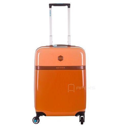 Bg berlin tri colors walizka lekka mała kabinowa 20/55 cm / desert dream - desert dream
