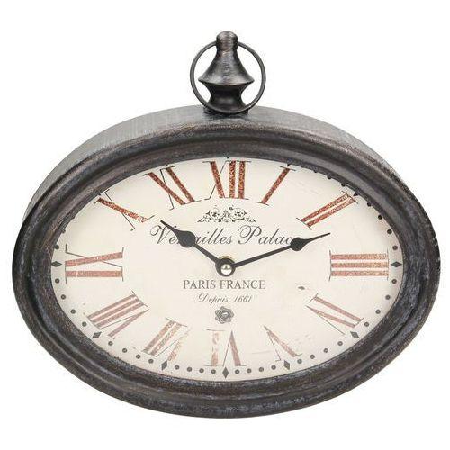 Dekoria zegar ścienny versailes pallace 28x6,5x27cm, 28 × 6,5 × 27 cm