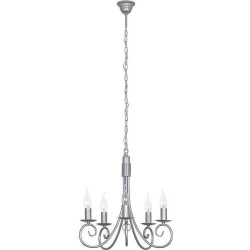 Lampa wisząca Nowodvorski Silverado 5417 V zwis 5x60W E14 chrom (5903139541794)
