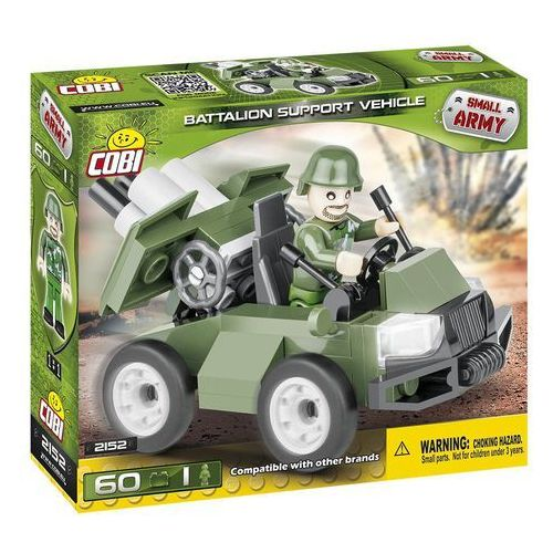 Armia Pojazd wsparcia batalionu - Cobi Klocki