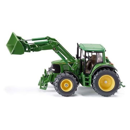 Siku farmer traktor john deere z przednia ladowarka-siku