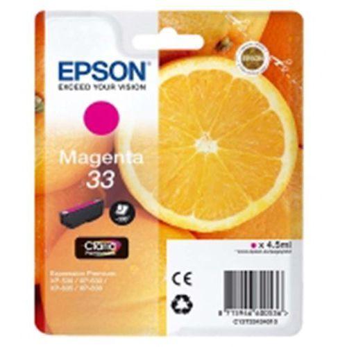 Epson Tusz t33 / c13t33314012 czarny do drukarek (oryginalny)
