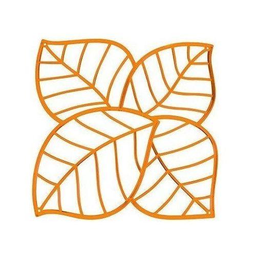 Koziol Panel dekoracyjny leaf brązowy