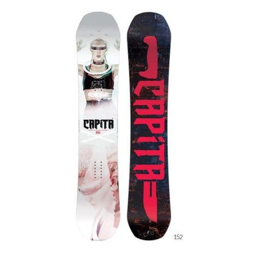 Capita Defenders of Awesome 2017 z kategorii Deski snowboardowe
