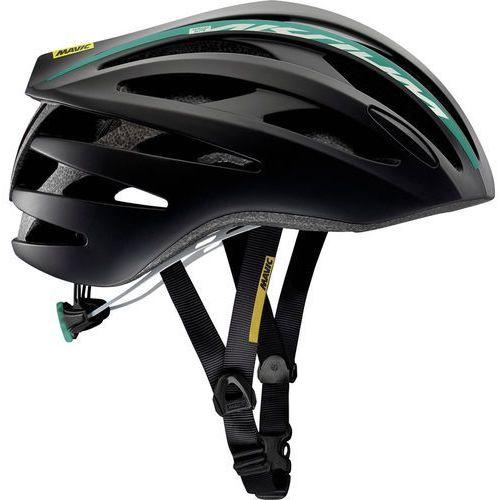 Mavic aksium elite kask rowerowy kobiety czarny l | 57-61cm 2018 kaski szosowe (0889645003030)