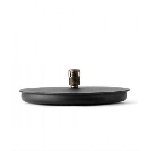 Menu Wire dysk, płyta oliwna, czarny - (5709262971336)
