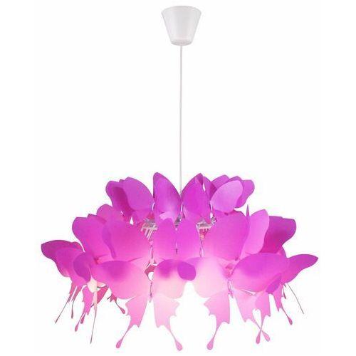 Farfalla 1 wisząca różowa marki Light prestige