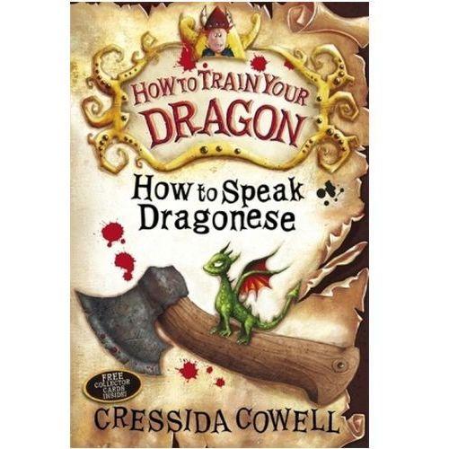 How to Speak Dragonese (256 str.)