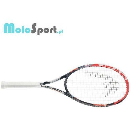 Rakieta tenisowa mx  attiude pro pink 234835 wyprodukowany przez Head