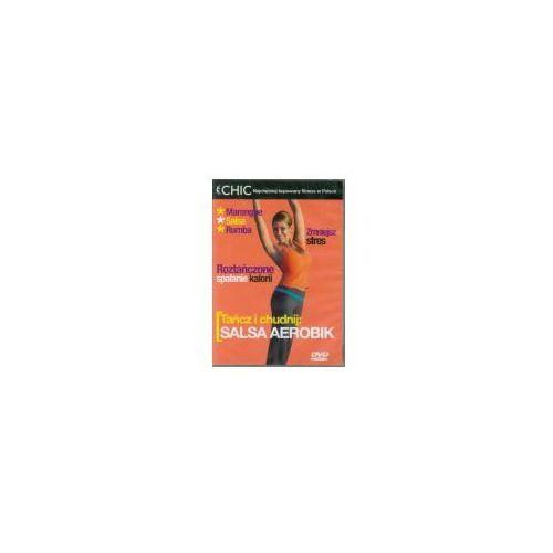 Płyta tańcz i chudnij: salsa aerobik / gwarancja 24m marki Mayfly