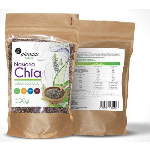 Nasiona Chia - Szałwia hiszpańska 500 g