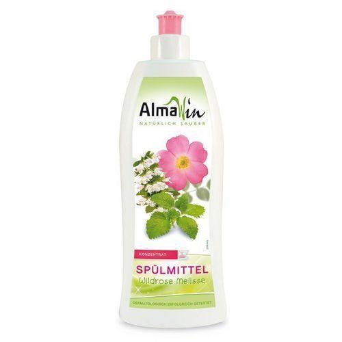 Almawin® Płyn do naczyń dzika róża i melisa koncentrat 500 ml (4019555706080)