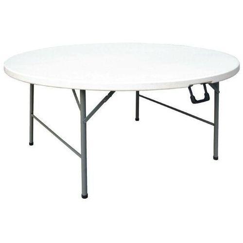 Stół składany okrągły | 153(Ø)x(H)74cm