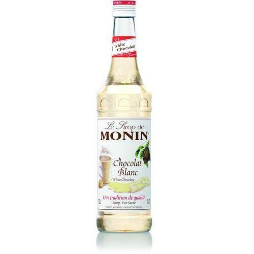 Syrop BIAŁA CZEKOLADA Chocolate White Monin 700ml, 908084