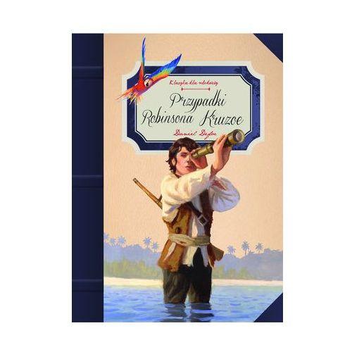 Przypadki Robinsona Crusoe - Wysyłka od 4,99 - porównuj ceny z wysyłką, oprawa twarda
