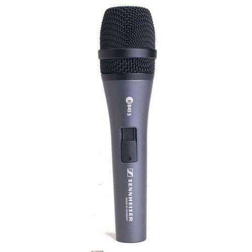 SENNHEISER e 845 S - mikrofon dynamiczny - sprawdź w wybranym sklepie