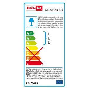 Lampka biurkowa led aje-vulcan rgb- wysyłka dziś do godz.18:30. wysyłamy jak na wczoraj! marki Activejet
