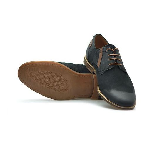 Conhpol Pantofle c00c-5533-zc01-00s02 czarne nubuk