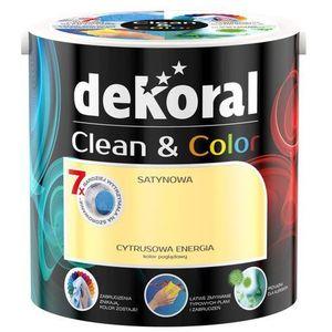Dekoral Farba clean&color