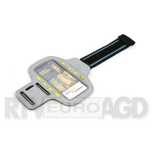 Platinet Sports LED Armband 43709 (szary), POSLGR