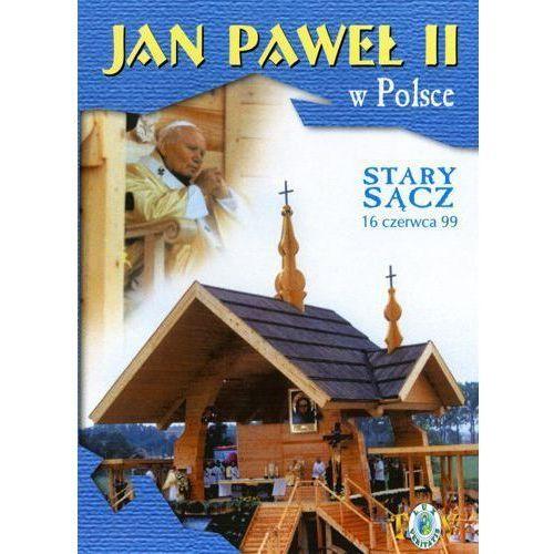Fundacja lux veritatis Jan paweł ii w polsce 1999 r - stary sącz - dvd