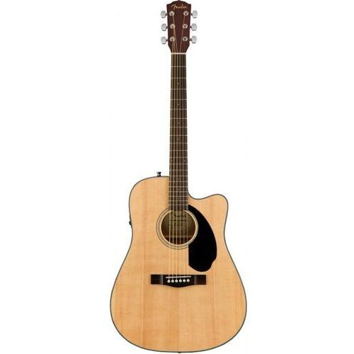 Fender CD-60SCE Dreadnought Natural WN gitara elektroakustyczna