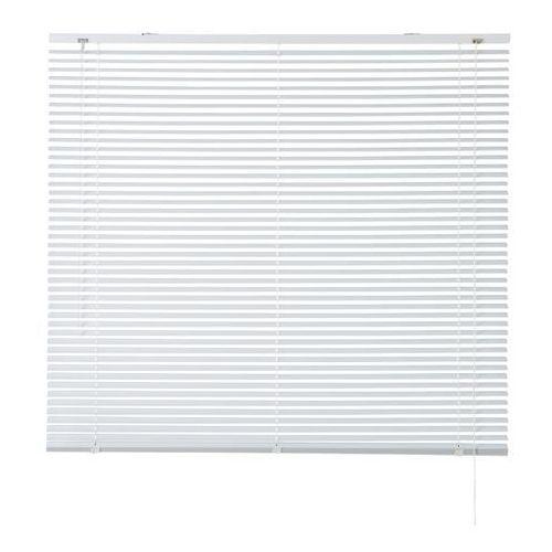 Colours Żaluzja aluminiowa studio 160 x 180 cm biała (3663602989325)