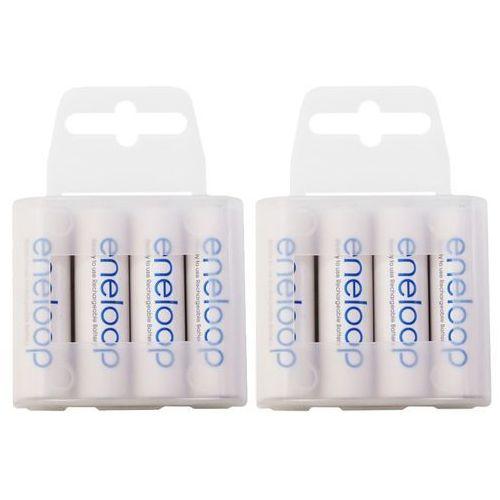 8 x akumulatorki Panasonic Eneloop R6 AA 2000mAh BK-3MCCE/4T (box), BK-3MCCE/4T