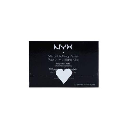 NYX Professional Makeup Blotting Paper bibułki matujące + do każdego zamówienia upominek.