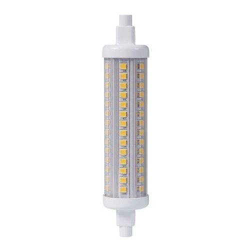 Żarówka LED Diall R7S 9 8 W 118 mm 100 lm mleczna barwa ciepła
