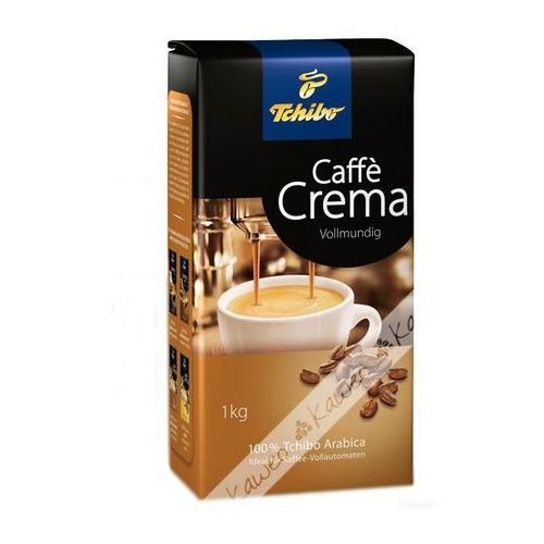 Kawa TCHIBO Caffe Crema Vollmundig 1 kg - produkt z kategorii- Kawa