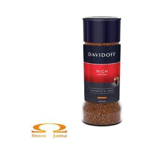 Kawa rozpuszczalna Davidoff Cafe Rich Aroma 100g, 90