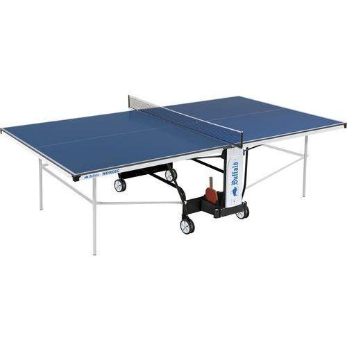 Stół do tenisa stołowego BUFFALO NORDIC wewnętrzny, T-0150