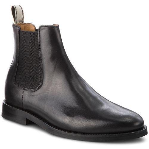 Sztyblety GANT - Max 17651893 Black G00, w 6 rozmiarach