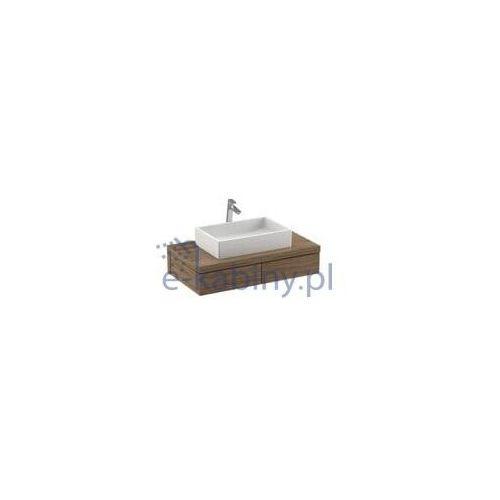 RAVAK Formy szafka podumywalkowa 100 x 55 cm, kolor ORZECH X000001036, kolor orzech