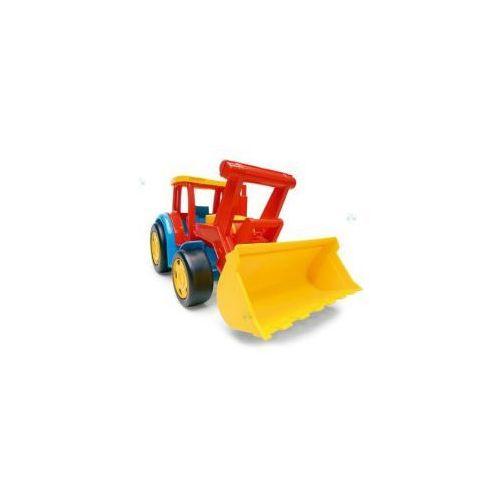 Gigant truck traktor spychacz 66000 #a1 marki Wader