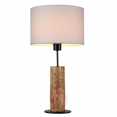 Lampa stołowa pino table, drewno sosnowe bejcowane marki Spot-light
