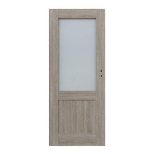 Drzwi pokojowe Camargue 80 lewe dąb sonoma