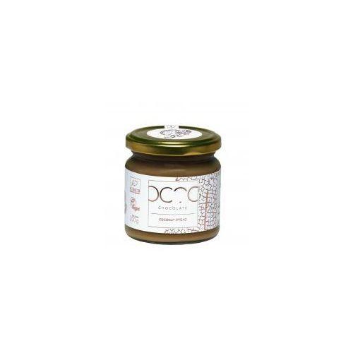 Krem kokosowy marki Octochocolate