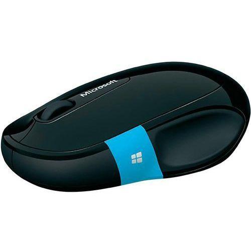 OKAZJA - Mysz bluetooth,  h3s-00001, optyczny, bluetooth®, czarny marki Microsoft