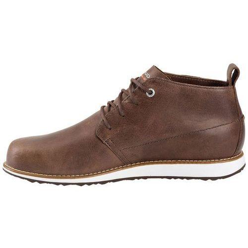 Vaude ubn solna mid buty mężczyźni brązowy uk 7,5|41 2018 buty codzienne