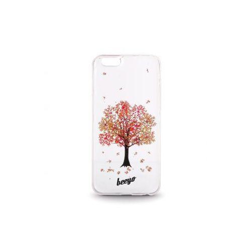 Nakładka Beeyo Blossom do Samsung J1 2016 J120 czerwona Odbiór osobisty w ponad 40 miastach lub kurier 24h - produkt z kategorii- Futerały i pokrowce do telefonów