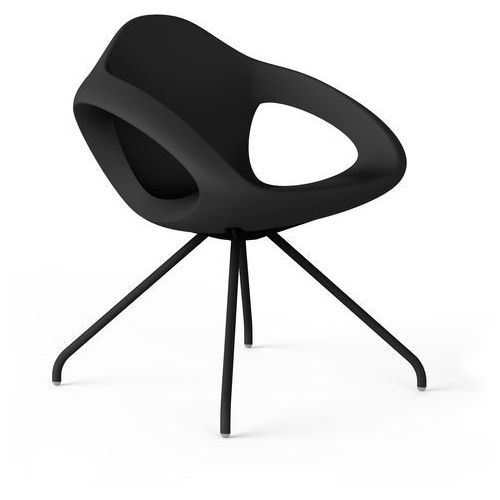 krzesło easer czarna rama p0301151 marki Lonc