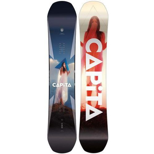 Snowboard - defenders of awesome 160 (multi) rozmiar: 160 marki Capita